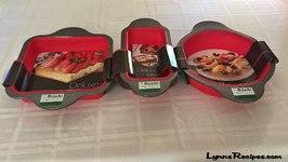 Boxiki Silicone Bake Ware