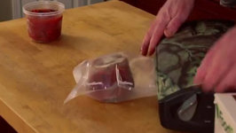 FoodSaver Tip - Freeze it first