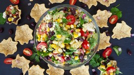 Appetizer Recipe Roasted Corn Salsa