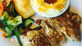 VLOG - Boston Market Parmesan Tuscan Chicken