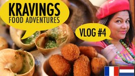 European Culinary Vacation- Amsterdam And Paris