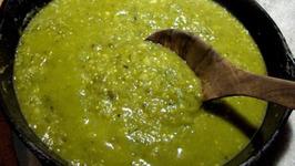 Kristy's Salsa Verde