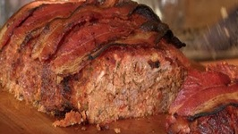 Bloody Mary Meatloaf Recipe- On The Rec Tec