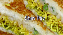 Shev Pav - Quick and Easy Indian Snacks