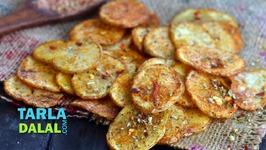 Peri Peri Potato Chips
