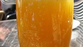 Orange Mint Cooler