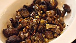 Herb Roasted Mushrooms
