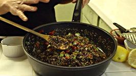 Crunchy Healthy Delicious Quinoa Salad