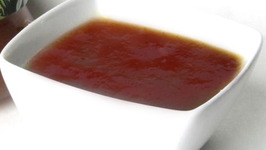 Homemade Plum Sauce