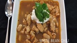 How to Make White Bean Chili