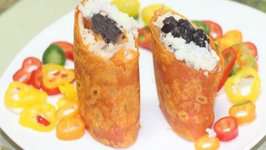 Lunch Box Mini Burrito Wraps