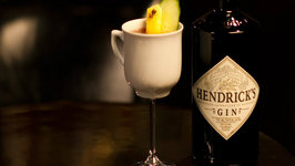 Mr. Micawbers's Hot Gin Punch