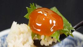 Egg Yolk Misozuke