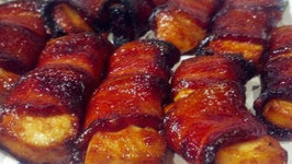 Bacon Wrapped Tofu