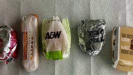 Best Fast Food Chicken Burgers  Sandwiches
