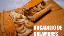 Bocadillo De Calamares