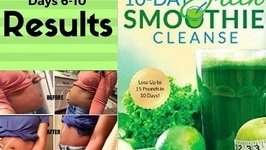10 Day Green Smoothie Cleanse Review  Days 6-9  Results And Snack Ideas