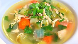 How to Cook MAGICAL Chicken Soup and Fight Morning Sickness During Pregnancy