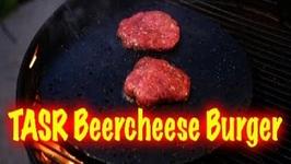 TASR Beercheese Burger