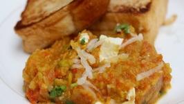 How To Make Pav Bhaji- Classic Indian Street Food