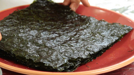 Healthy and Delicious Seaweed Snack in Just 5 Minutes!