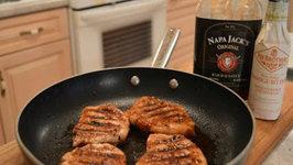 How to Grill Napa Jack's Orange BBQ Pork Loin Center Chops
