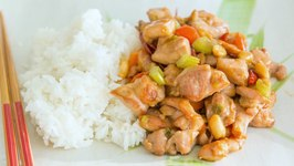 Kung Pao Chicken - Chinese Takeout at Home Miniseries
