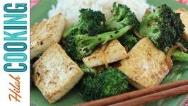 Tofu Stir Fry With Broccoli