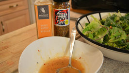 How to Make Napa Valley Sweet and Spicy Mango Vinaigrette
