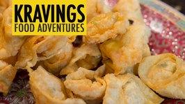 Chilli Shrimp And Paneer Wonton - 12 Days Of Christmas