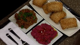 Chef Michael Solomonov - Eggplant, Beets With Feta Bourekas