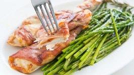 Prosciutto Wrapped Chicken - 15 minute dinner recipe