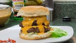 Mississippi Blues Burger