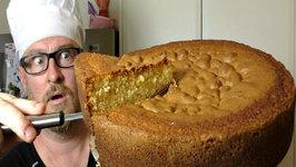 Giant Pound Cake