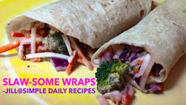 Slawesome Wraps - You Must Try Them