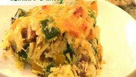 Easy Prep Ahead Breakfast Casserole