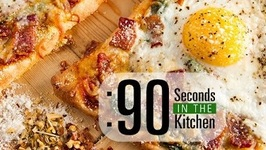 90 Second Sunrise Pizza