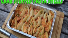 Crab Stuffed Pasta Shells-An Age Old Family Recipe