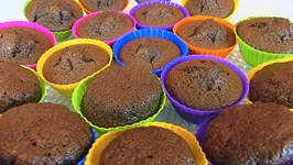 Betty's Rich Chocolate Cupcakes in Silicone Cups
