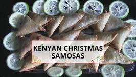 How to International Christmas Cooking Samosas