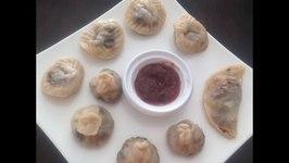 Homemade Veg Momos Recipe  Easy Diwali Snacks