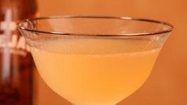 Harvest Moon Cocktail