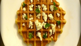 Savory Quinoa Waffles-Naturally Gluten Free