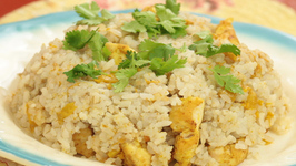 How to Make Coconut Mango Rice with Chicken