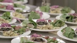 Vegan (Gluten-Free) Holiday Tasting Dinner And Live Webcast-Recap -2105