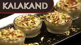 Kalakand  Diwali Special  Easy To Make Sweet Recipe  Ruchi's Kitchen