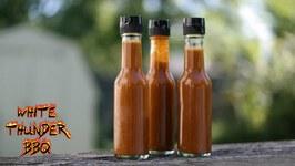 Fermented Hot Pepper Sauce Homemade Verde Hot Sauce