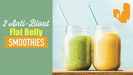 2 Flat Belly Smoothies With Brett Hoebel And Blender Babes