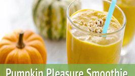Pumpkin Pleasure Smoothie
