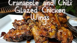 How to make Smoked CrabApple and Chili Glazed Chicken Wings